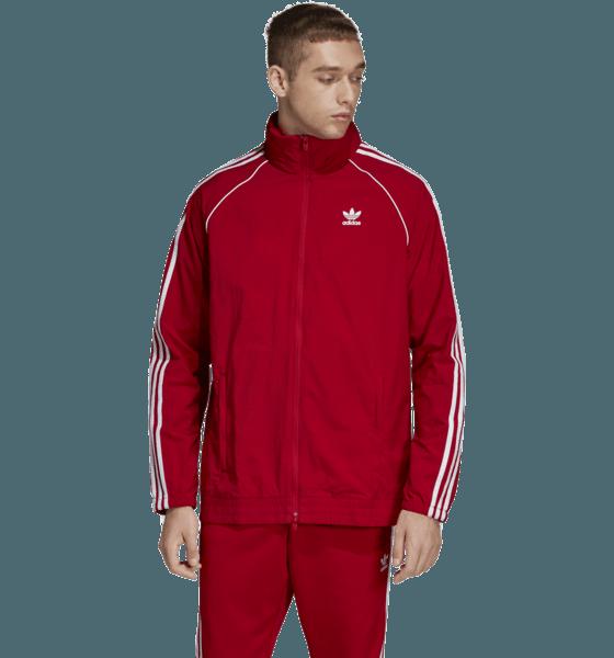 Adidas Originals M Sst Windbreaker Jackor POWER RED
