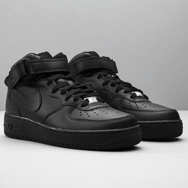new style 1c44f c311f 266373101103, WMNS AIR FORCE 1  07 MID, NIKE, Detail