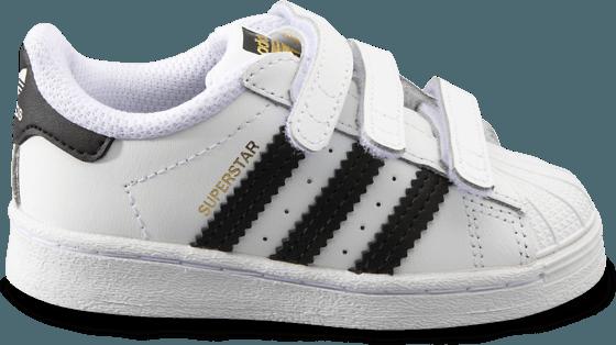 Adidas Originals K Superstar Cf I adidas Originals FTWR WHITE/BLACK