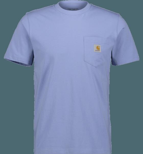 Carhartt M U S/s Pocket T-shirt T-shirts WAVE