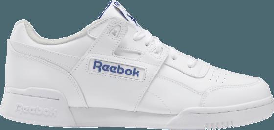 Reebok Classic M Workout Plus Reebok Classic WHT/ROYAL