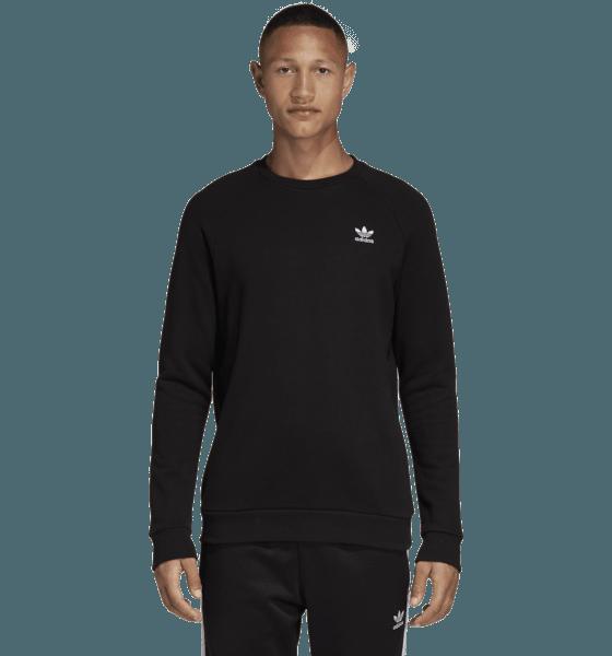Adidas Originals M Essential Crew Tröjor BLACK
