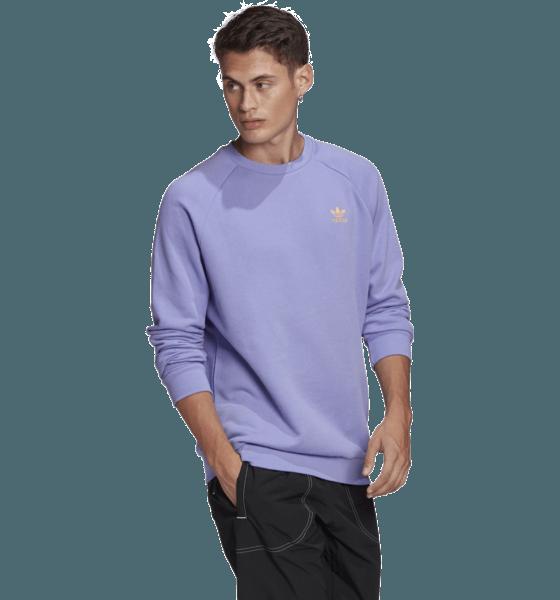 Adidas Originals M Essential Crew Tröjor LIGHT PURPLE
