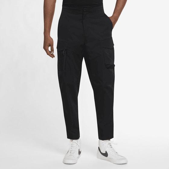 Nike M Nsw Te Wvn Ul Utility Pant Byxor BLACK/BLACK