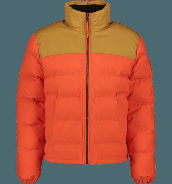Timberland M Welch Mountain Puffer Jacket Jackor SPICY ORANGE